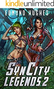 Syn City Legends 2 (English Edition)