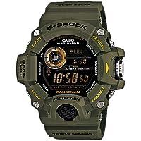 [カシオ]CASIO G-SHOCK Gショック RANGEMAN レンジマン デジタル腕時計 メンズ 電波ソーラー トリプルセンサー搭載 GW-9400-3 [並行輸入品]