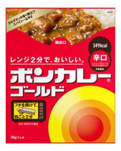 [訳あり] 大塚ボンカレーゴールド 辛口 180g×10個入り
