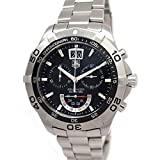[タグ・ホイヤー]TAG HEUER 腕時計 アクアレーサー クロノグラフ グランドデイト CAF101A.BA0821 メンズ 中古 [並行輸入品]
