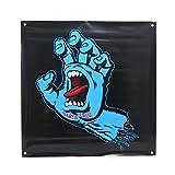 SANTA CRUZ BANNER サンタクルーズ バナー SCREAMING HAND BLACK