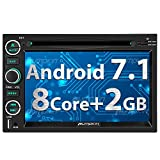 Best カーDVD Wirelesses - Pumpkin Android 7.1カーステレオDVDプレーヤーのための2GBのRam Ford f150Explorer Mustang FusionエスケープExpeditionエッジwith Android自動、GPS、WiFi、サポートBluetooth、バックアップカメラ、タッチ画面 Review
