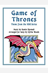 Game of Thrones: Arranged for Harp Paperback