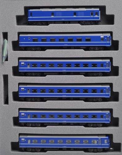 24系寝台特急「ゆうづる」 基本6両セット 10-811