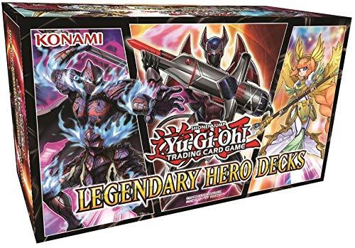 遊戯王 EU版 Legendary Hero Decks 1box
