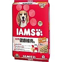 アイムス (IAMS) ドッグフード 成犬用 健康維持用 小粒 ラム&ライス 8kg
