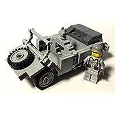 ドイツ軍キューベルワーゲン ドイツ兵カスタムフィグ付属 LEGOカスタムパーツ アーミー 装備品 武器 カスタムフィグ