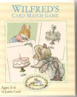 Brambly Hedge Wilfred's Card Match Game