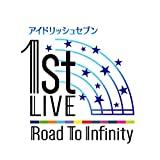 アイドリッシュセブン 1st LIVE「Road To Infinity」 Blu-ray BOX -Limited Edition- ランティス