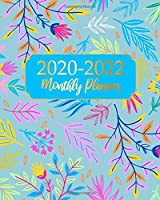2020-2022 Monthly Planner: Garden Cover Business Planners Five Year Journal 36 Months Calendar Agenda Schedule Organizer January 2020 to December 20222 With Federal Holidays And Inspirational Quotes