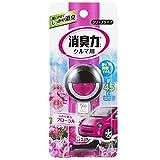 クルマの消臭力 クリップタイプ 消臭芳香剤 車用 フローラルの香り 3.2ml