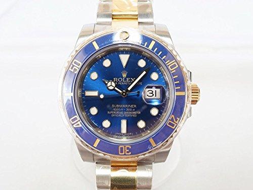 ROLEX(ロレックス)ロレックス サブマリーナ 116613LB ランダム 未使用品 中古 腕時計