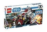 レゴ (LEGO) スター・ウォーズ リパブリック・アタック・シャトル 8019