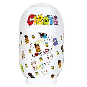 MEN'S MAX CAPSULE パーティー【CIBOYSと奇跡のコラボレーション螺旋構造! 】