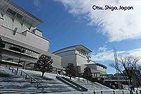 【日本の観光地ポストカード】「Otsu, Shiga Japan」滋賀県大津市の葉書はがき photo by MIRO