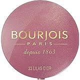 Bourjois Little Round Pot Blusher 33 Lilas D'or, 2.5 g/0.09 oz