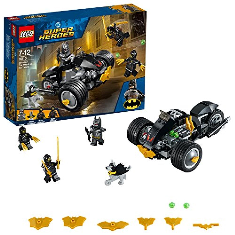 レゴ(LEGO)スーパー?ヒーローズ バットマン:タロンの攻撃 76110