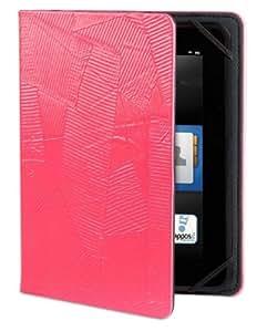 Verso 【Kindle Fire HD(2012年モデル)専用ケースカバー】 Trends OMG! Green Duct Tape トレンズ OMG!  ピンク ダクトテープ VR105-001-23