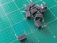 <タクトスイッチ2足販売・通販>タクトスイッチ2足<タクトスイッチ2足・黒 3mm×6mmスイッチ 高さ4.3mm>10個<1sw-231>