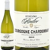 [2014]ブルゴーニュ シャルドネ V.V フュ ド シェーヌ 750ml(ロディエ)白ワイン((B0TRCH14))
