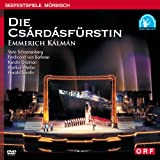 ルドルフ・ビーブル 指揮 エメリッヒ・カールマン「チャールダーシュの女王」(2002年メルビッシュ音楽祭) [DVD]