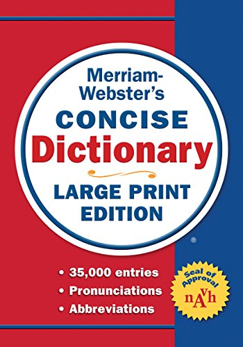 Download Merriam-webster's Concise Dictionary 0877796440