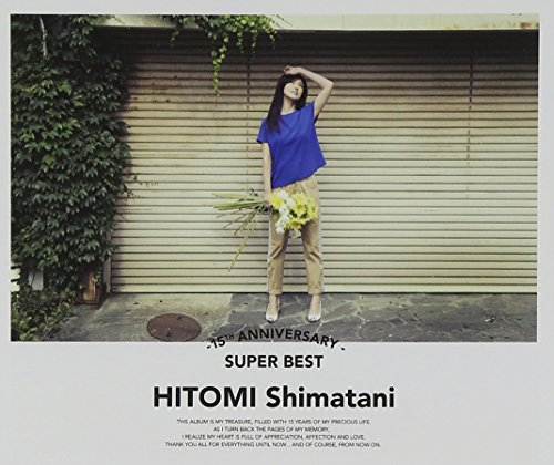 15th Anniversary SUPER BEST (3枚組ALBUM+DVD)