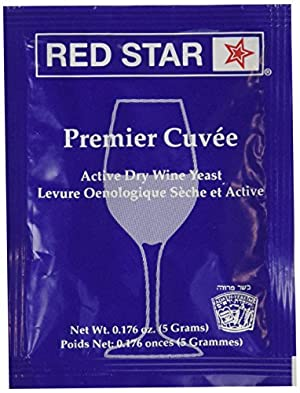 RED STAR Premier Cuvee.プレミアム キュベ 5g