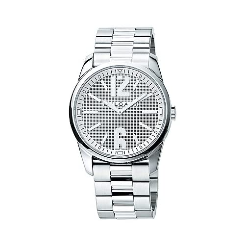[ブルガリ] BVLGARI 腕時計 ソロテンポ ST42SS グレー メンズ [並行輸入品]