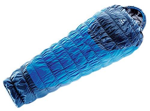 ドイター 寝袋 エクソスフィア +2 コバルト×スティール [最低使用温度+2度]