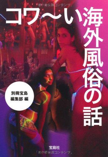 コワ~い海外風俗の話 (宝島SUGOI文庫)の詳細を見る