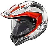 アライ(ARAI) バイクヘルメット オフロード ツアークロス3 フレア(FLARE) 赤 57-58CM