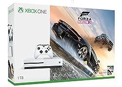 Xbox One S 1TB Ultra HDブルーレイ対応プレイヤー Forza Horizon 3 同梱版 (234-00120)