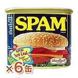 スパム(レギュラー)6缶