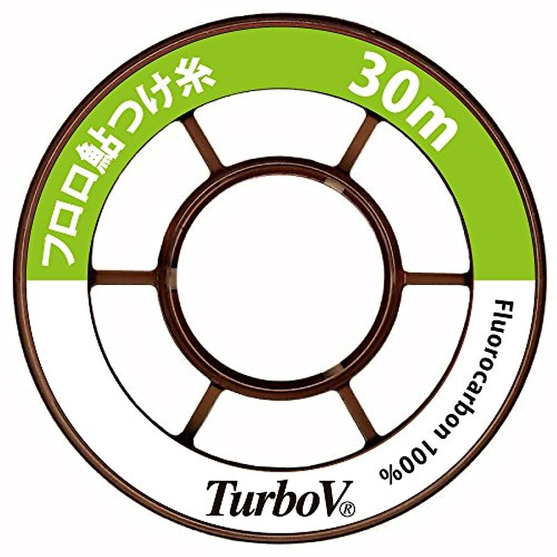 属性言い換えると不均一Fujino(フジノ) ライン ターボVフロロ鮎つけ糸 30m