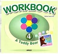 キッズ英語絵本シリーズ ワークブック 絵本WORKBOOK 4 A Teddy Bear