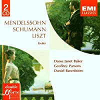 Mendelssohn / Schumann / Liszt: Lieder (2003-12-05)
