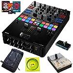 Pioneer DJ パイオニアディージェイ DJM-S9+持ち運び用キャリングバックパック+アクセサリーの7点セット