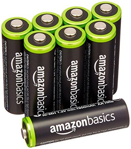 【Amazonプライムデー】「Amazonベーシック 充電式ニッケル水素電池」単3・単4が最大30%オフに