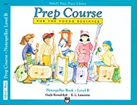 Alfred's Basic Piano Library Prep Course For The Young Beginner: Notespeller Book Level B