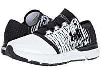 [アンダーアーマー] Under Armour メンズ Speedform Gemini 3 GR スニーカー White/Black/Black US10.5 - 4E - Extra Wide [並行輸入品]