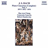 Digital Booklet: Bach, J.S.: Piano Concertos, Vol. 1 (Bwv 1052-1054)