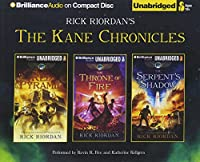 The Kane Chronicles: The Red Pyramid/ The Throne of Fire/ The Serpent's Shadow