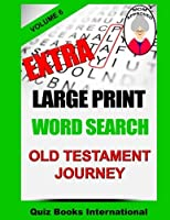 Extra Large Print Word Search Old Testament Journey Vol. 6 [並行輸入品]