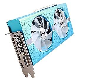 SAPPHIRE NITRO+ RADEON RX 580 8G GDDR5 (UEFI) SPECIAL EDITION グラフィックスボード VD6528 SA-RX580-8GBG5NITRO