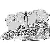 Stampendous しがみつくスタンプ ポートランド ヘッド灯台