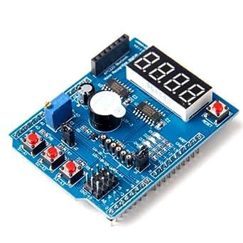 Arduino UNO R3 学習向け多機能拡張ボード シールドキット