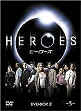 HEROES/ヒーローズ DVD-BOX 2[DVD]