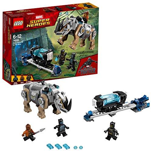 レゴ(LEGO) スーパー・ヒーローズ 鉱山で対決 76099