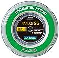 ヨネックス(YONEX) NANOGY95 ロール100m (バドミントン用) コスミックゴールド NBG951